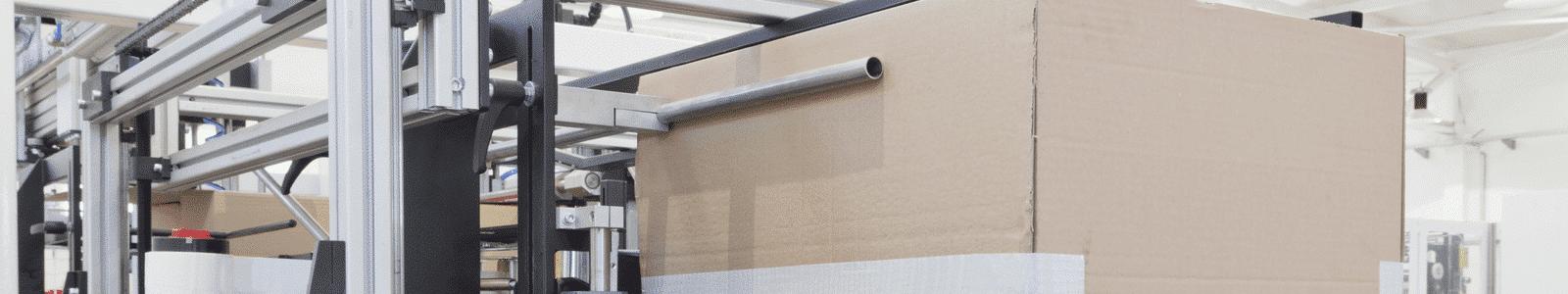 Vollautomatische Verpackungsmaschine