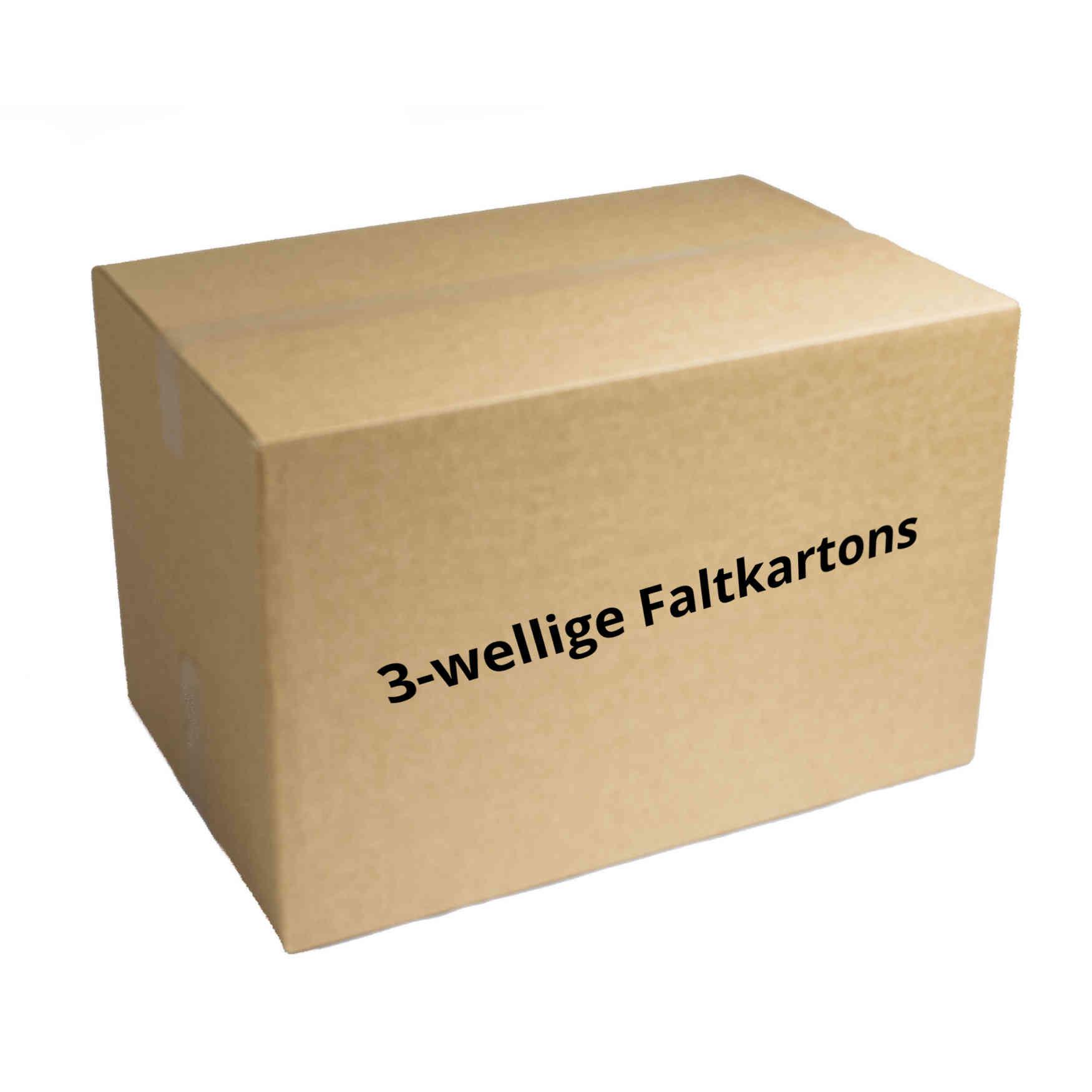 3 Wellige Faltkartons Aus Wellpappe Fefco 0201 Combra Shop De