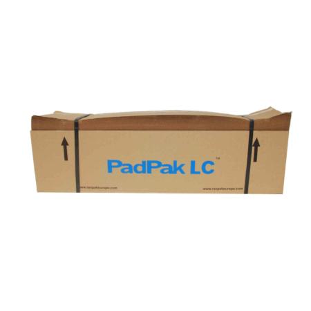 Ein Bündel PadPak LC Papier