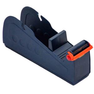 Tischabroller für Packband in blau
