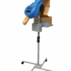 FillPak TT mit Schneidemechanismus auf einem mobilen Gestell.