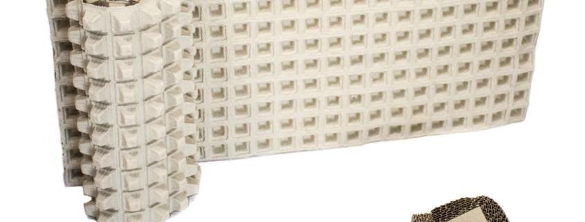 Produkte zum Schützen von Kanten und Ecken aus faserbasierten Stoffen und Pappe