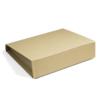 Verschlossene Ordnerverpackung. Kann ebenfalls als Buchverpackung genutzt werden