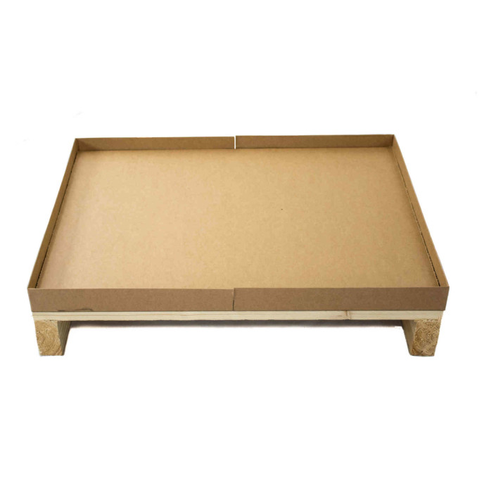 CombraBox erstes Teil: Bodenplatte