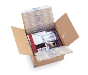 AIRmove² Verpackung mit dem Typ Bubble