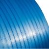 Detaillierte Ansicht auf ein Blaues Umreifungsband